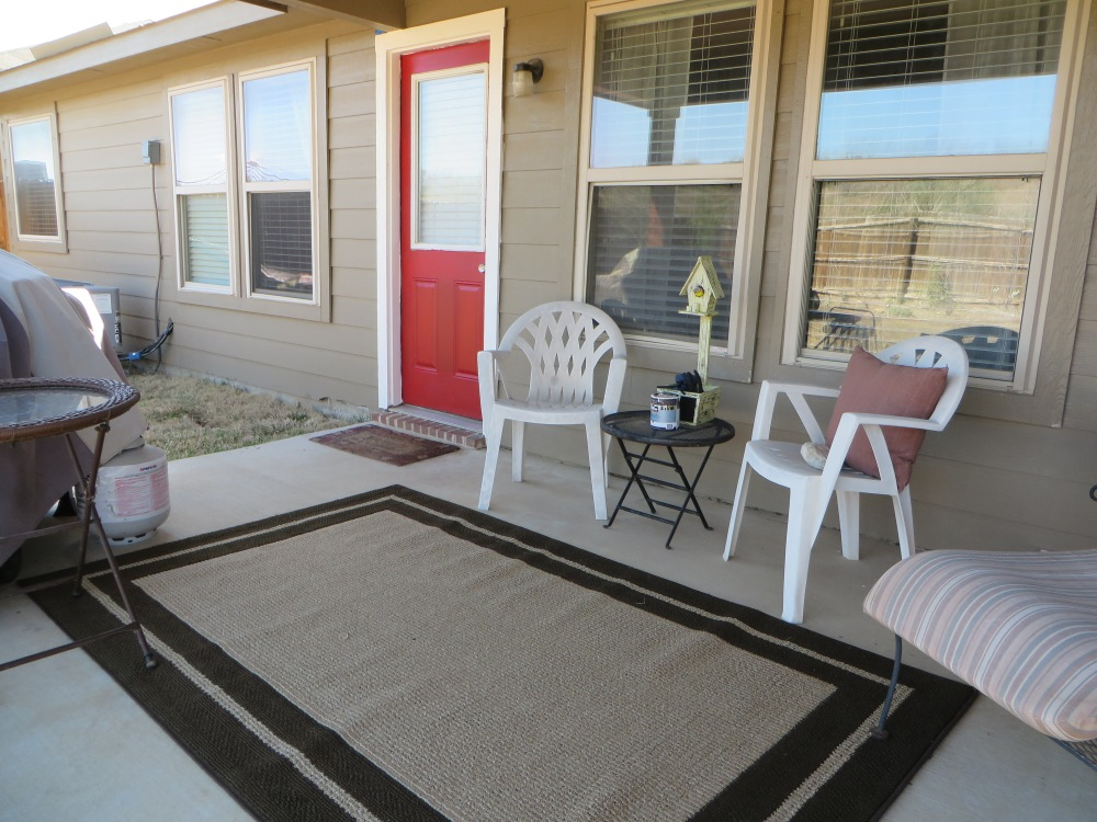 After: covered patio