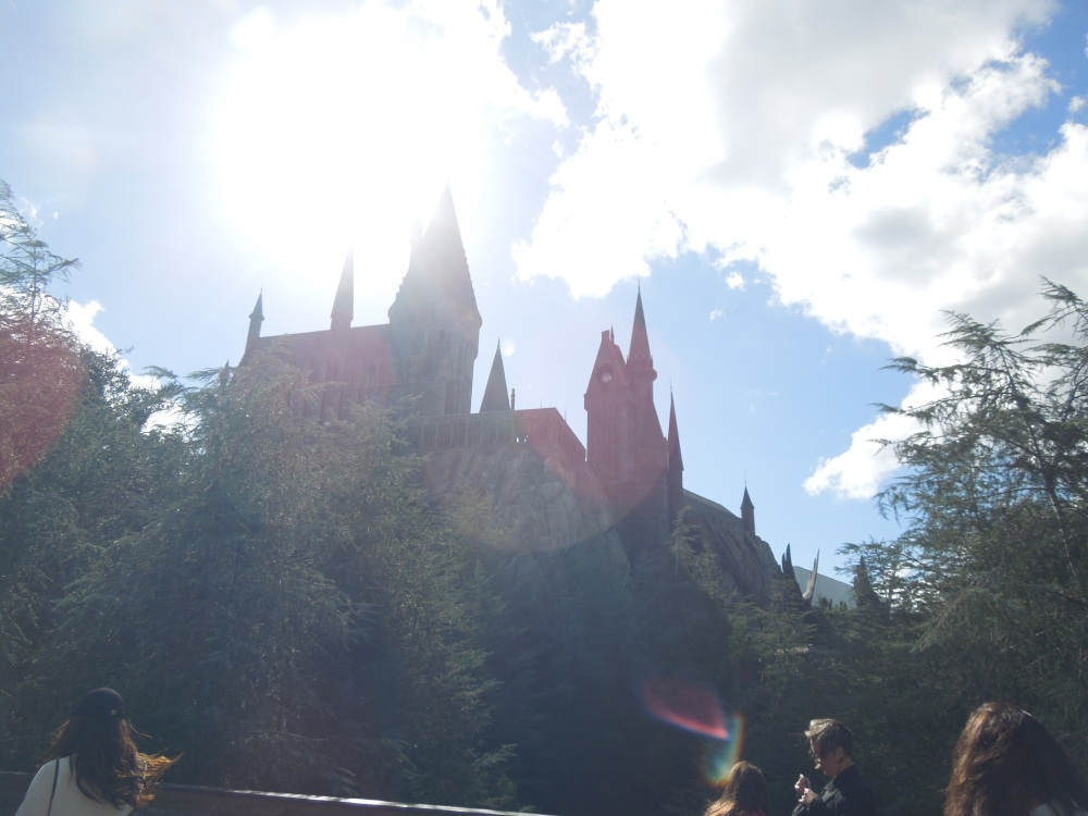 Hogwarts at Universal Orlando | The Rose Table