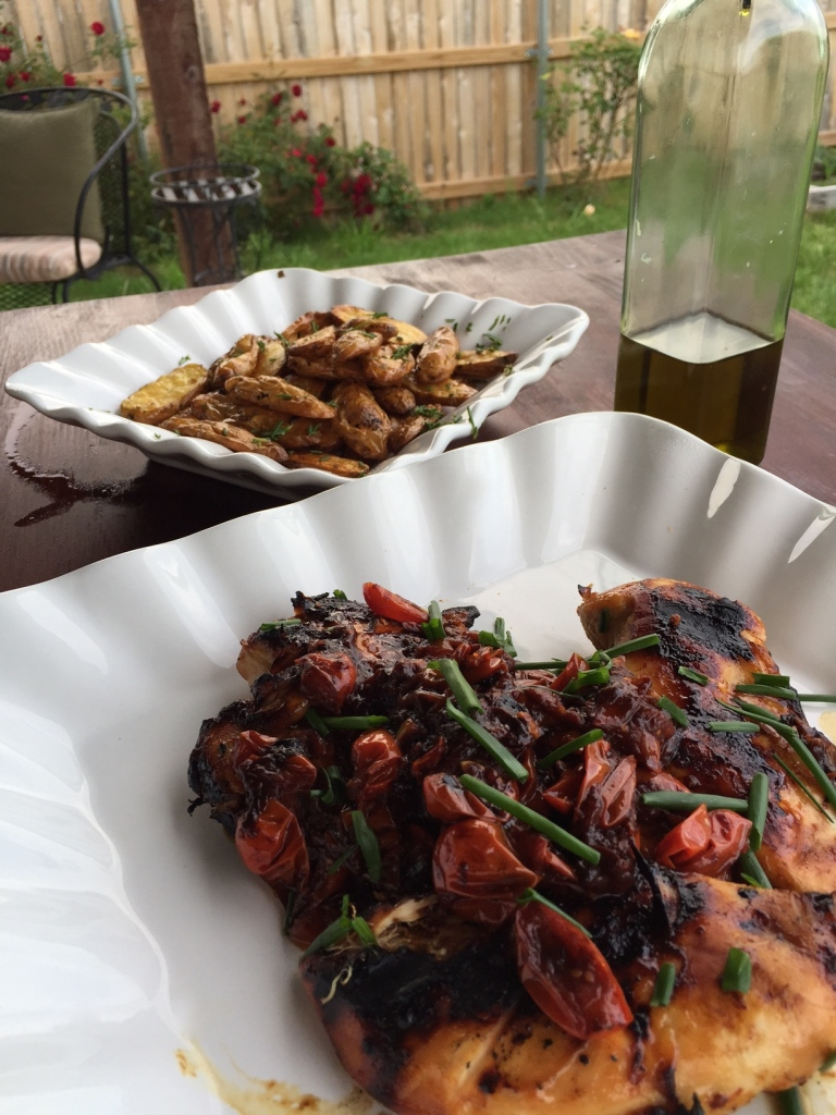 The Best Marinated Grilled Chicken Recipe | The Rose Table