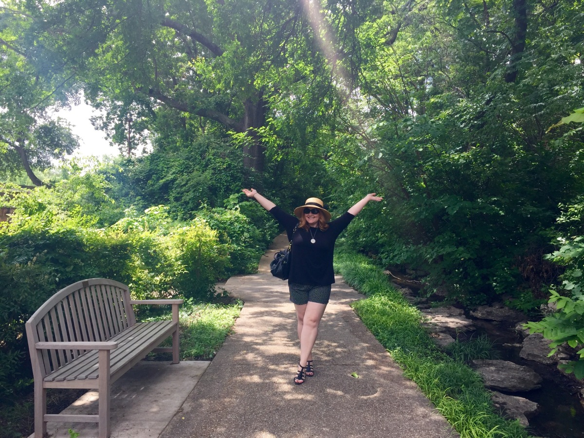 Fort Worth Staycation – The Rose Table