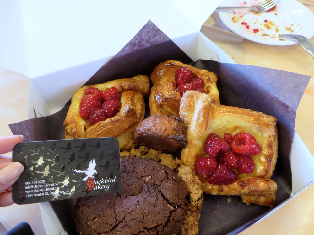 Blackbird Bakery in Pembeton | The Rose Table