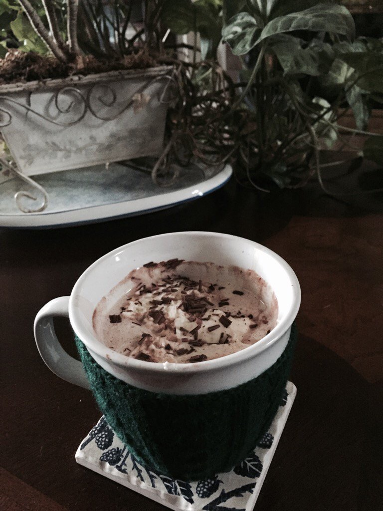 The Best Homemade Hot Cocoa | The Rose Table