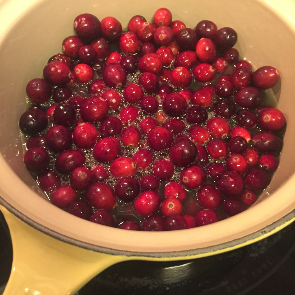 Homemade Cranberry Sauce | The Rose Table