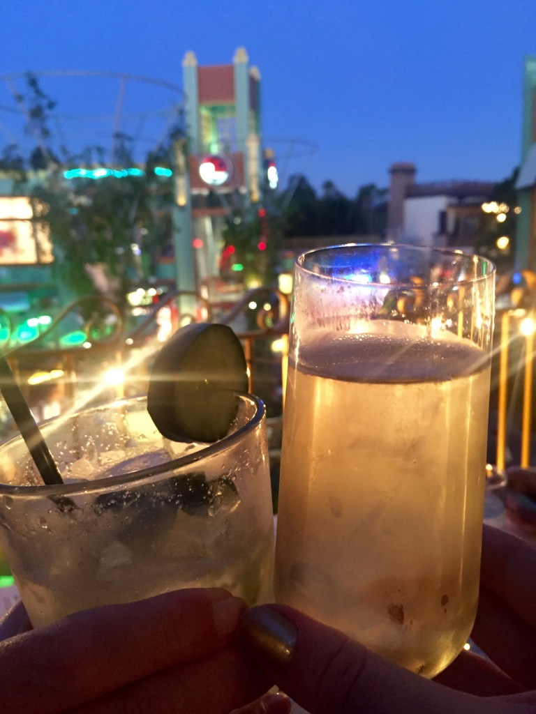 Catal Downtown Disney Disneyland Dining Review | The Rose Table
