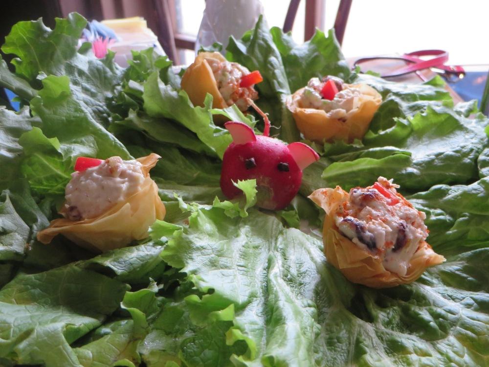 Chicken Salad at Dallas Arboretum | The Rose Table