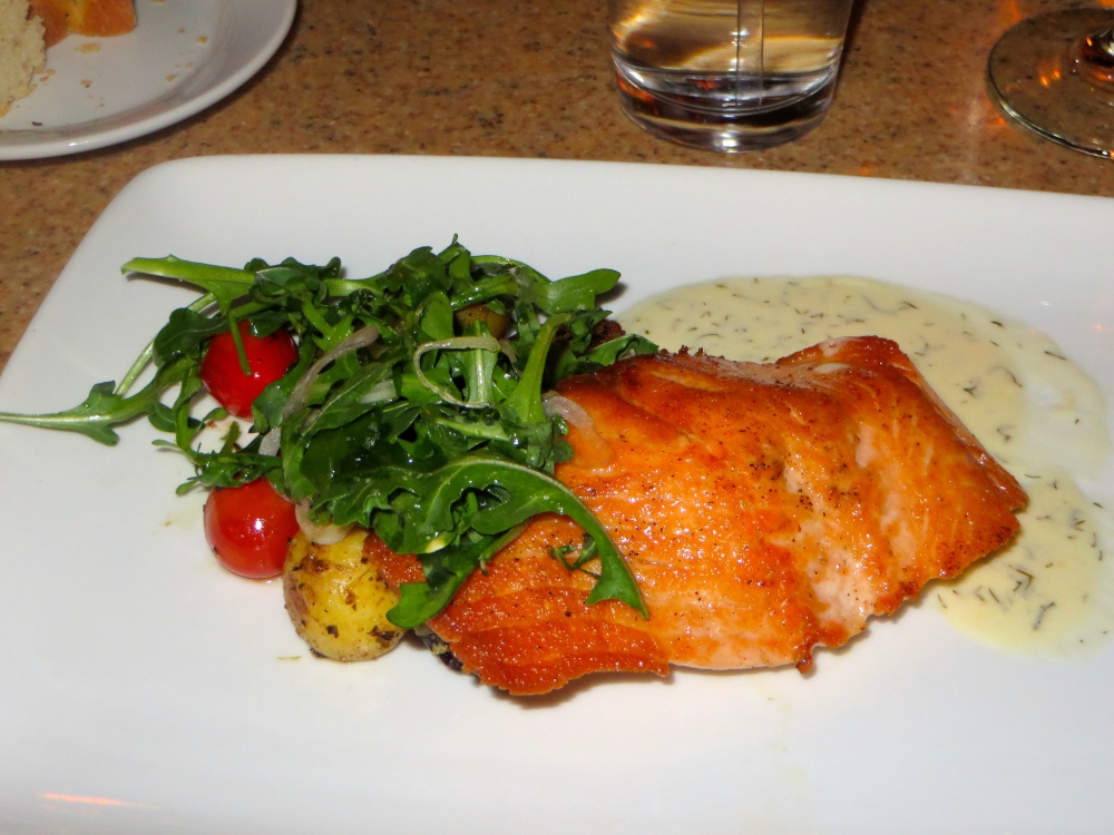 Wine Country Trattoria Disney's California Adventure Review | The Rose Table
