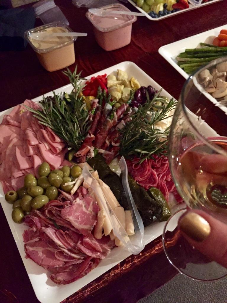 Avant Chamber Ballet MontaguWines Wine Tasting Tapas | The Rose Table