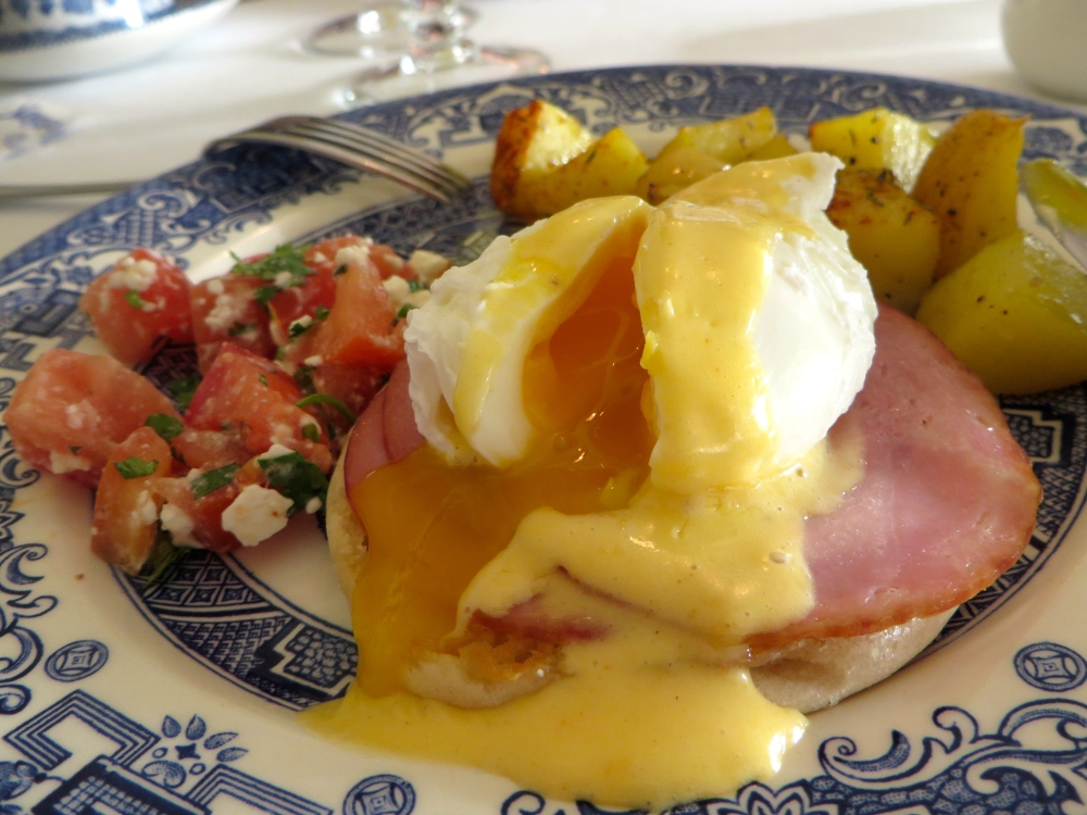 Breakfast at Inn on the River in Glen Rose TX | The Rose Table
