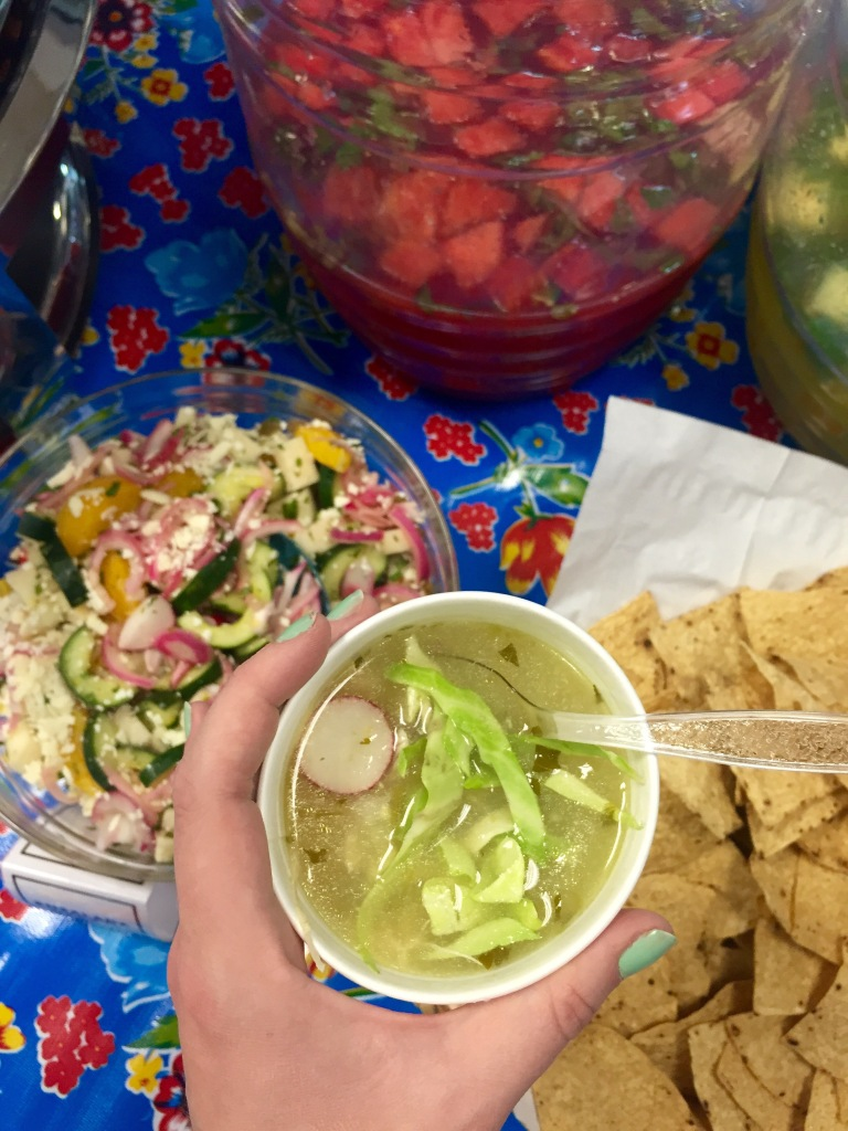 Central Market Passport Mexico Pozole | The Rose Table