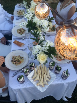 Diner en Blanc Party Ideas, Recipes | The Rose Tabe