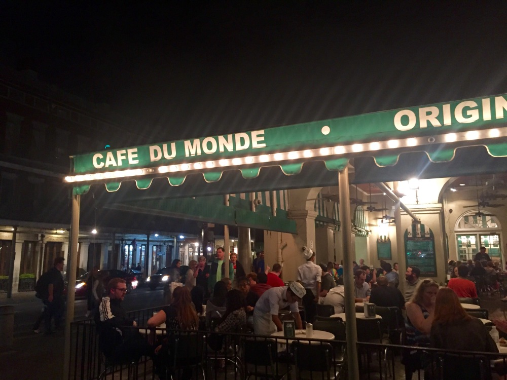 Cafe du Monde Review | The Rose Table