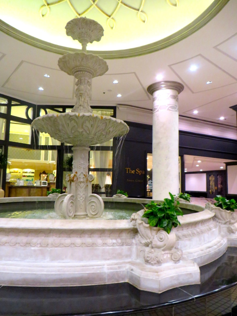 Ritz-Carlton Spa Review | The Rose Table