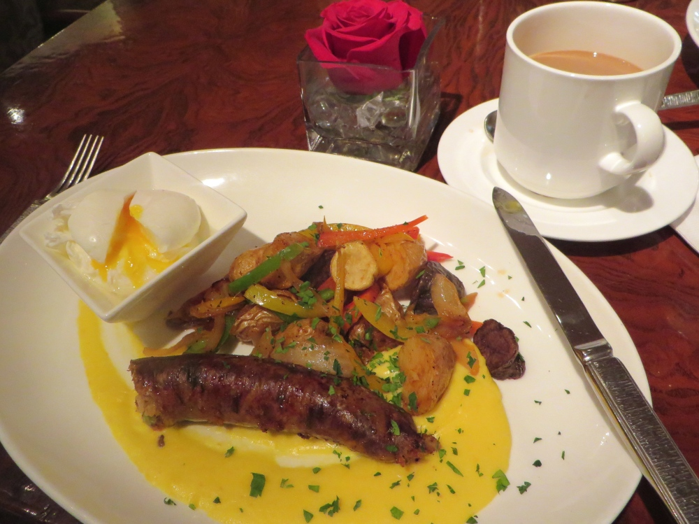 M Bistro Ritz-Carlton New Orleans Review | The Rose Table