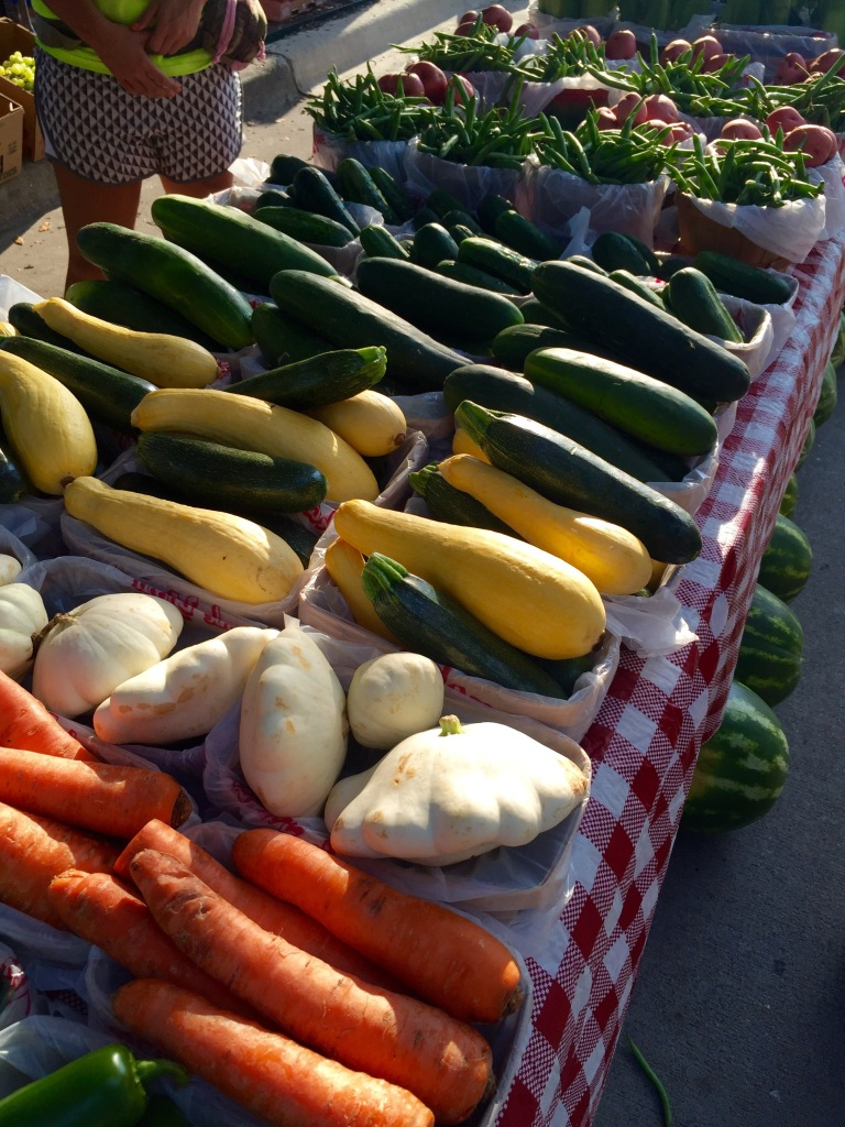 Rockwall Farmers Market | The Rose Table