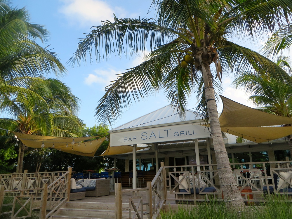 Salt Bar and Grill Turks and Caicos Review | The Rose Table