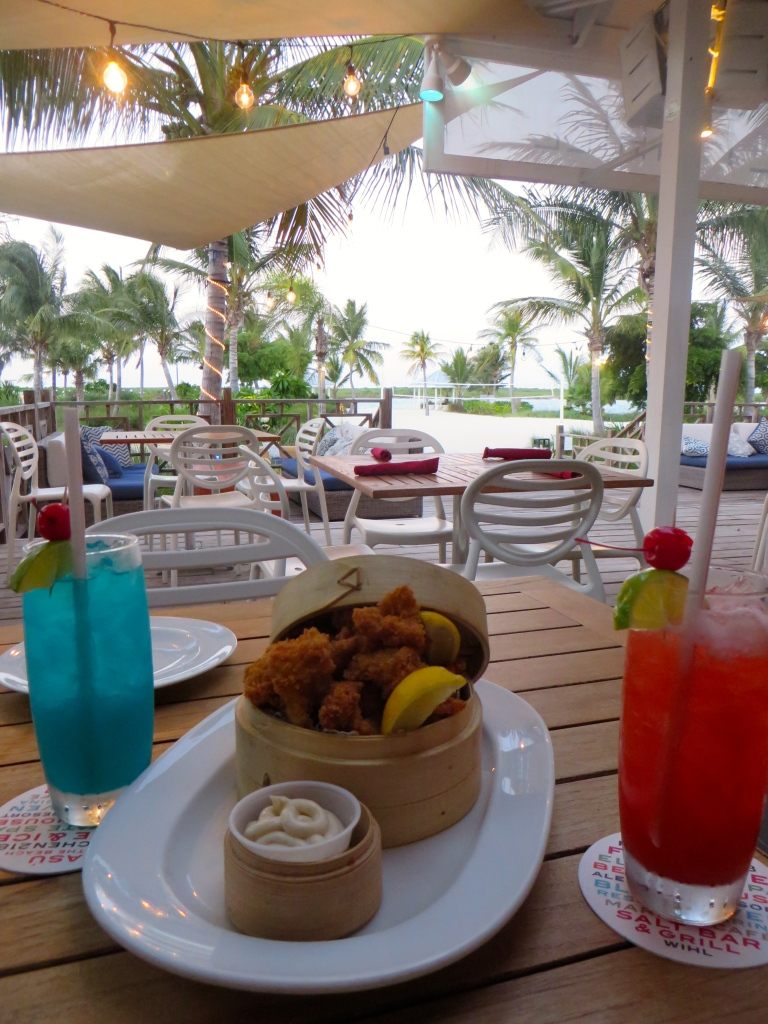 Cracked Conch at Salt Bar and Grill at Blue Haven Resort | The Rose Table