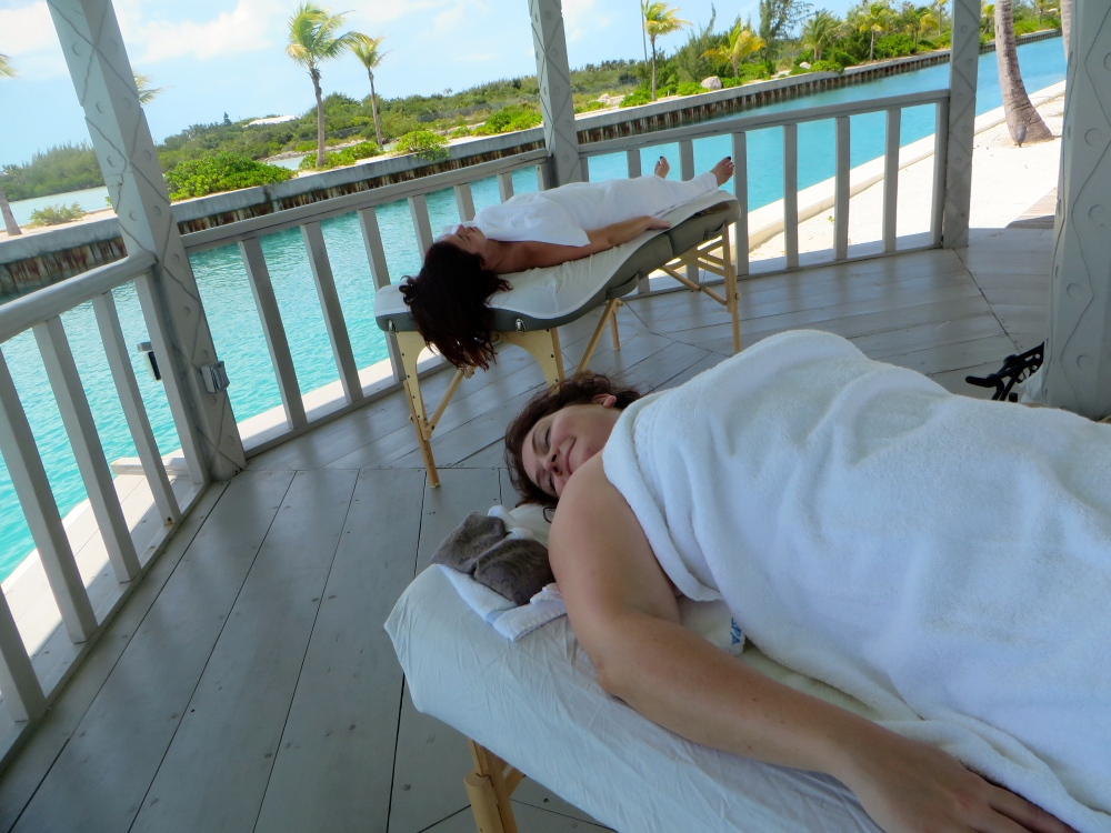 Elevate Spa Blue Haven Resort Review | The Rose Table