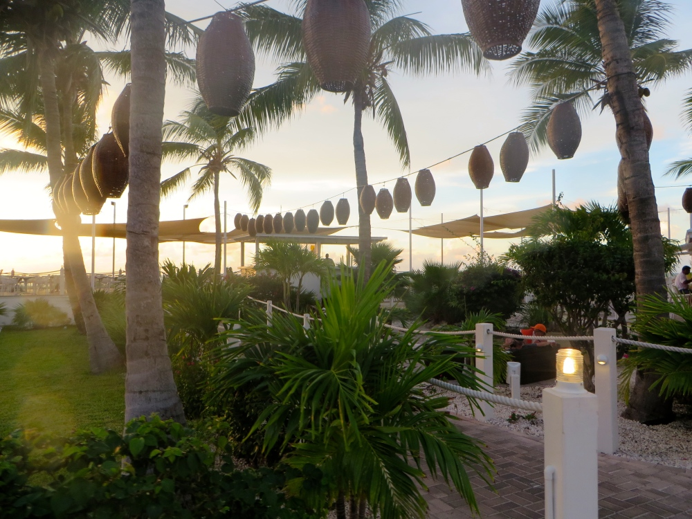 Dining Review: Asu on the Beach at Alexandra Resort in Turks and Caicos | The Rose Table