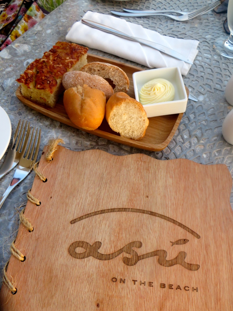 Sun-Dried Tomato Foccacia at Alexandra Resort's Asu on the Beach | The Rose Table