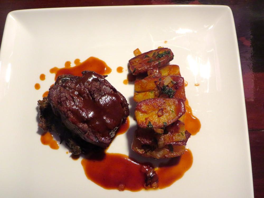 Restaurant 750 Nevis Review