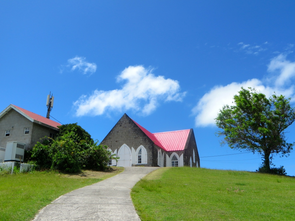 St. Thomas Anglican Church Nevis | The Rose Table