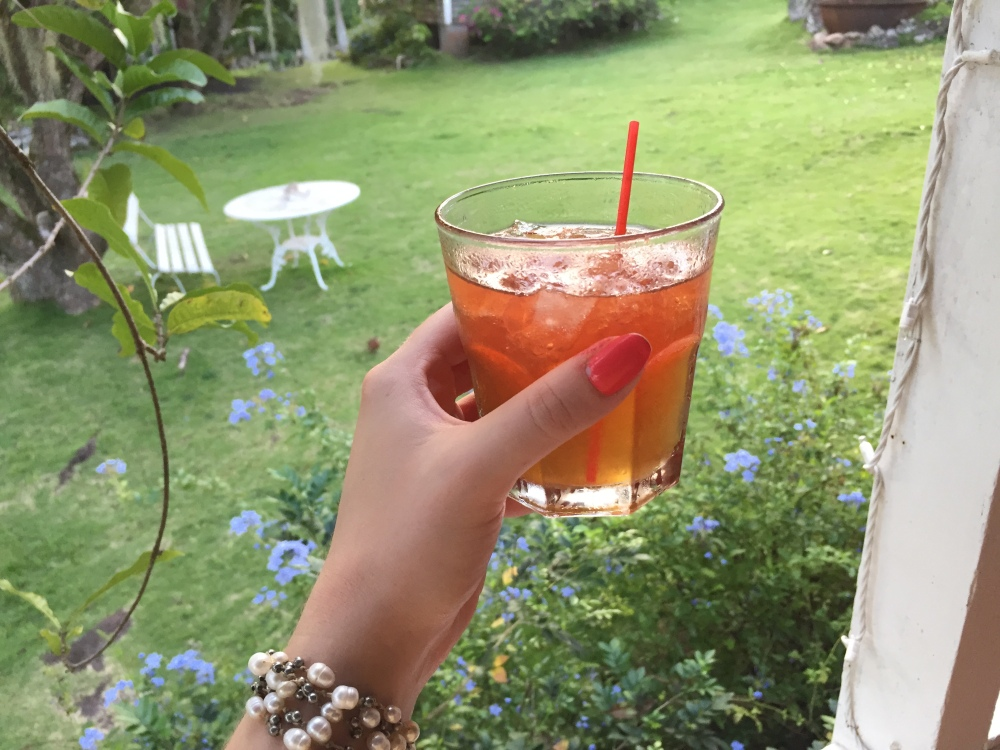 The Oldest Rum Punch Recipe in the Caribbean | The Rose Table
