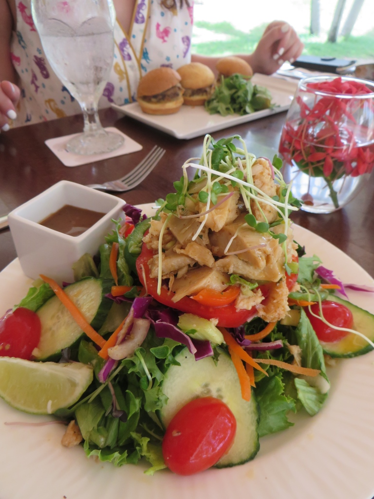 Poached Conch Salad at The Buccaneer | The Rose Table