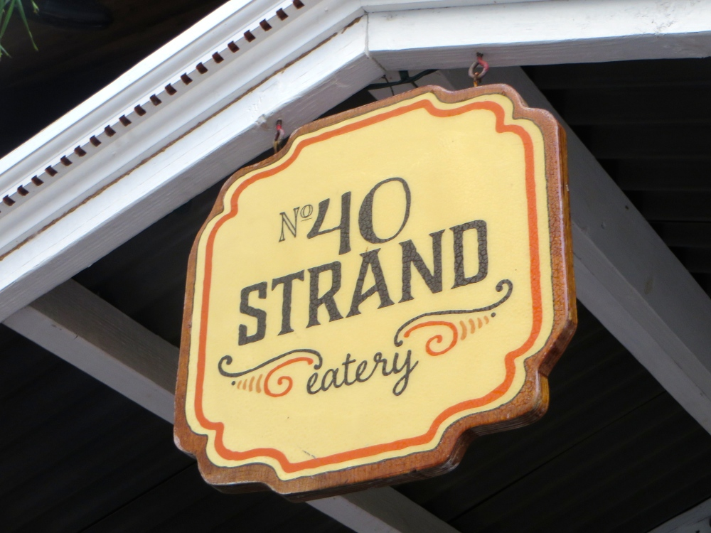 40 Strand Eatery Saint Croix Review