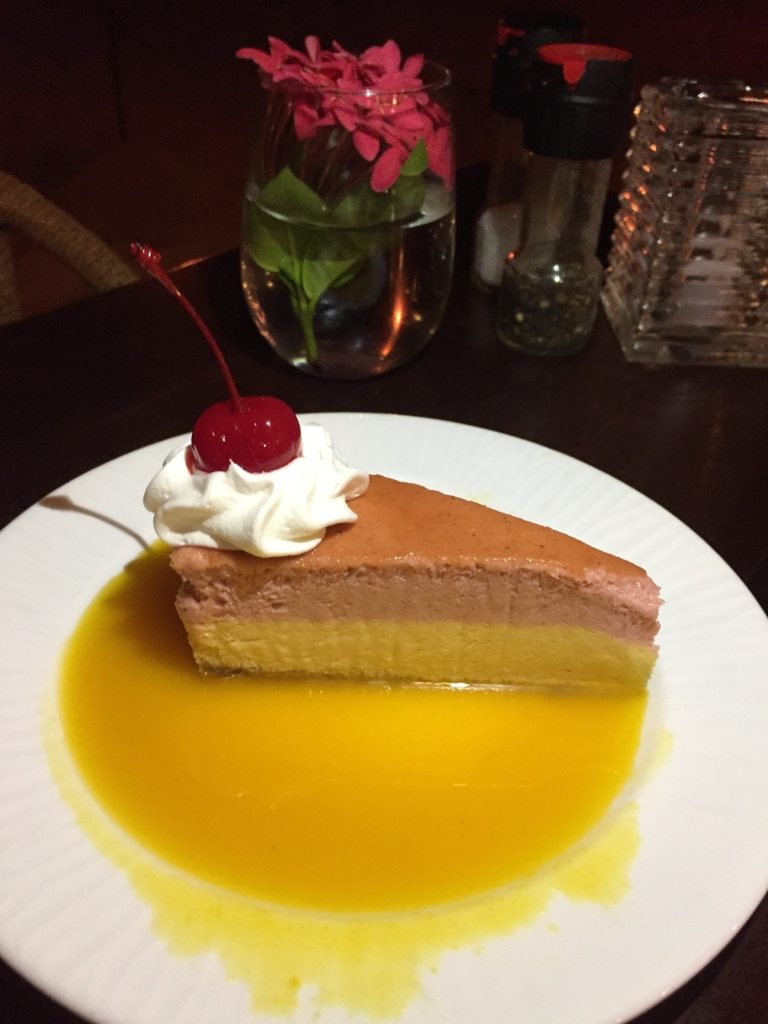 Mango Guava Cheesecake | The Rose Table