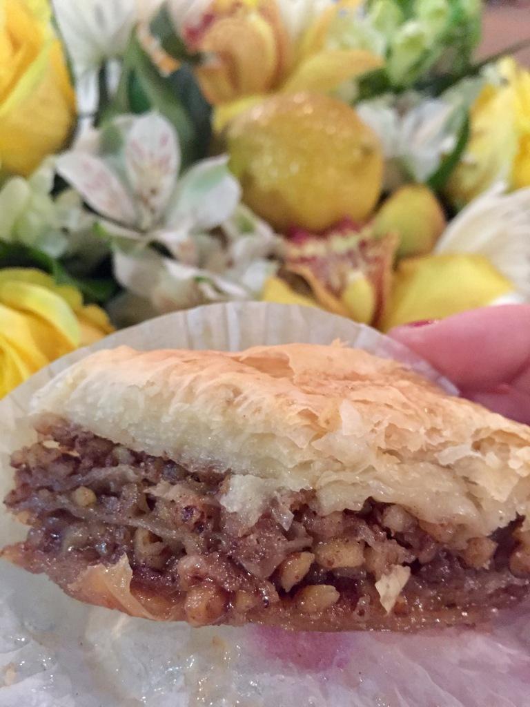 Baklava at Greek Food Festival