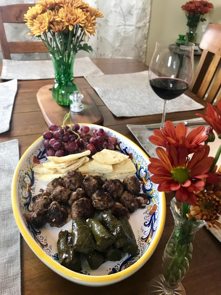 Lamb Meatballs | The Rose Table