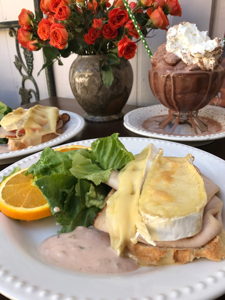 Serendipity Style Turkey & Brie Sandwich | The Rose Table