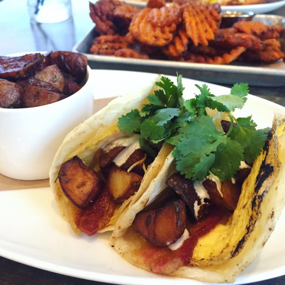 Breakfast Tacos, Standard Service, Rockwall dining | The Rose Table