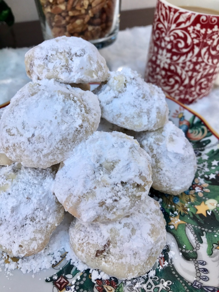 Russian Teacakes | The Rose Table