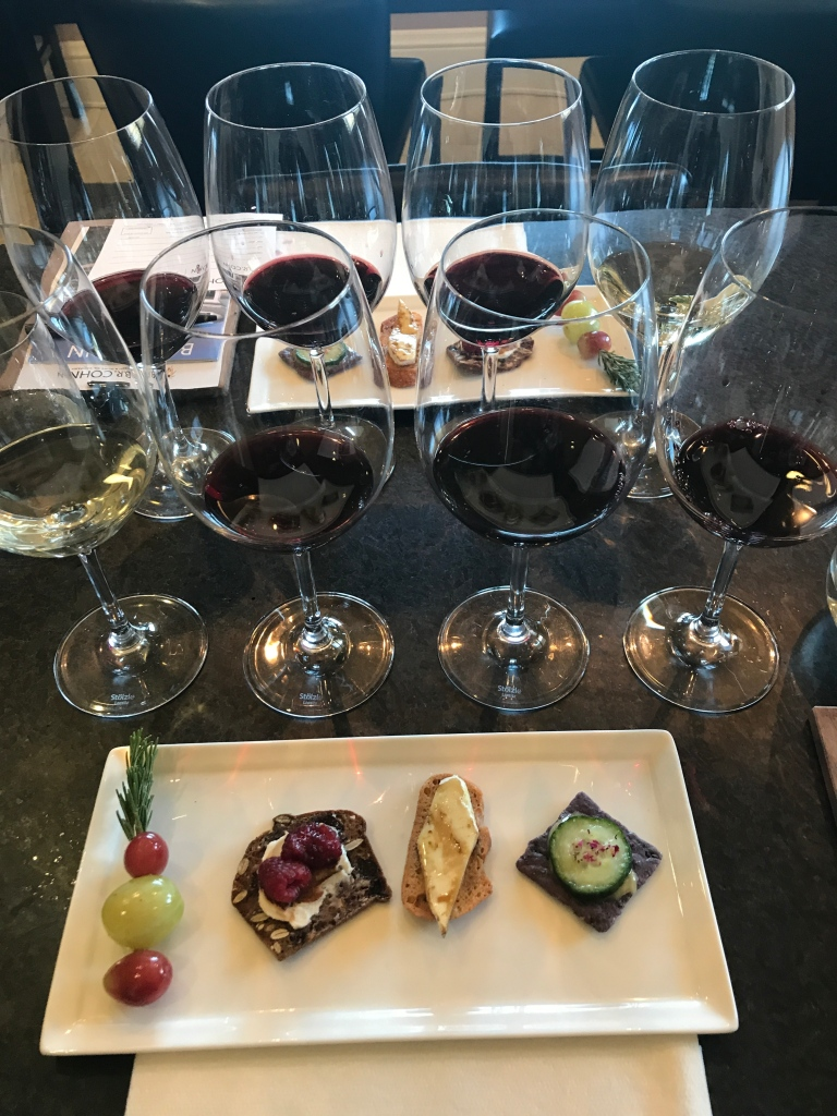 BR Cohn Winery Tour and Tasting | The Rose Table