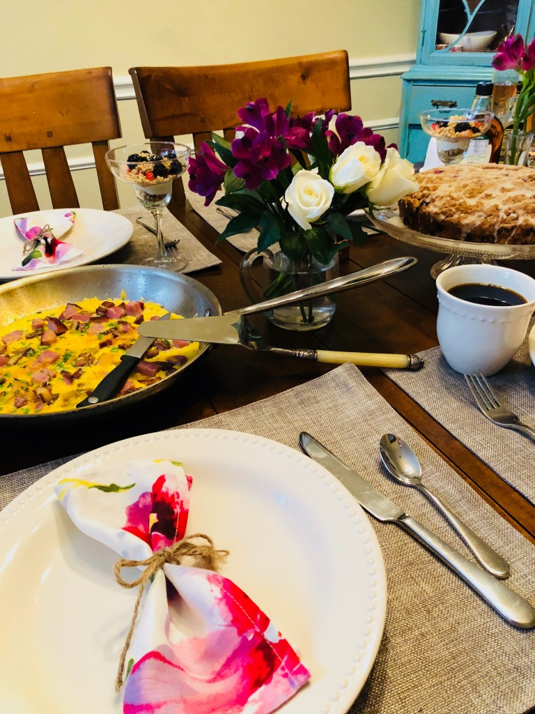 Brunch Recipes   The Rose Table