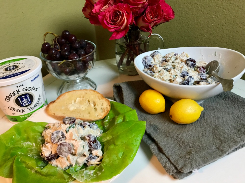 The Best Chicken Salad Recipe | The Rose Table